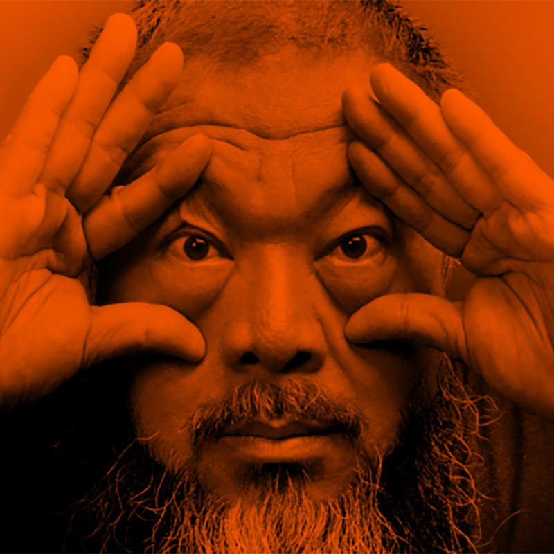 THE ART ANGLE PODCAST: AI WEIWEI ON THE CORONAVIRUS, CHINA, AND ART'S NEW ROLE